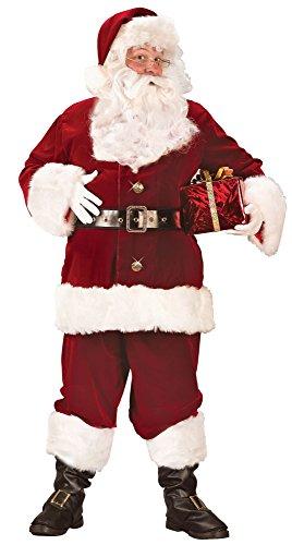 - Weihnachtsmann Anzug Deluxe Kostüme