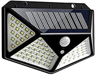 MR STORES Solar Lights for Garden 100 LED Motion Sensor Security Lamp for Home and Garden,Outdoors   Bright Solar Wireless...