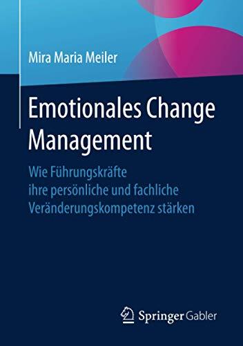 Emotionales Change Management: Wie Führungskräfte ihre persönliche und fachliche Veränderungskompetenz stärken