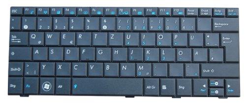 Original Tastatur ASUS Eee PC 1005, ASUS Eee PC 1005P, ASUS Eee PC 1005PE, ASUS Eee PC 1005PX Series Schwarz