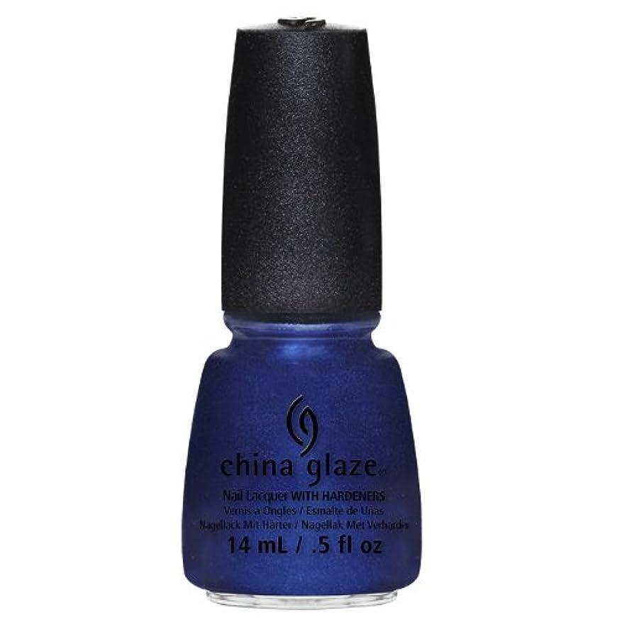母アレルギー性子音(3 Pack) CHINA GLAZE Nail Lacquer - Autumn Nights - Scandalous Shenanigans (並行輸入品)