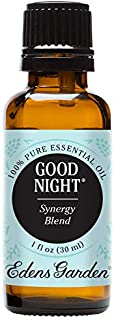 Edens Garden Good Night Essential Oil Synergy Blend, 100% Pure Therapeutic Grade (Highest Quality Aromatherapy Oils- Anxiety & Sleep), 30 ml