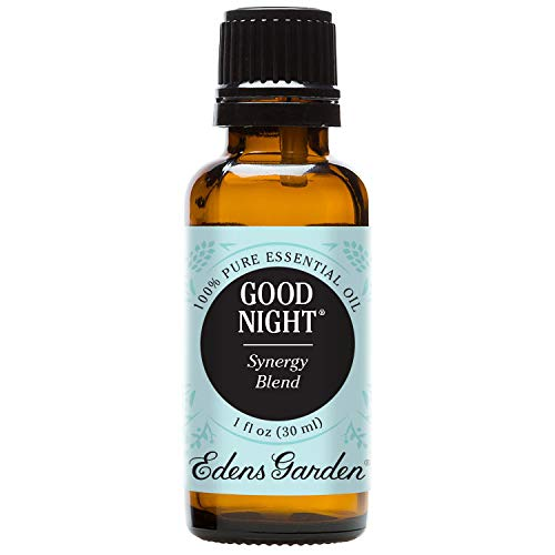 Edens Garden Good Night Essential Oil Synergy Blend, 100% Pure Therapeutic Grade (Anxiety & Sleep) 30 ml