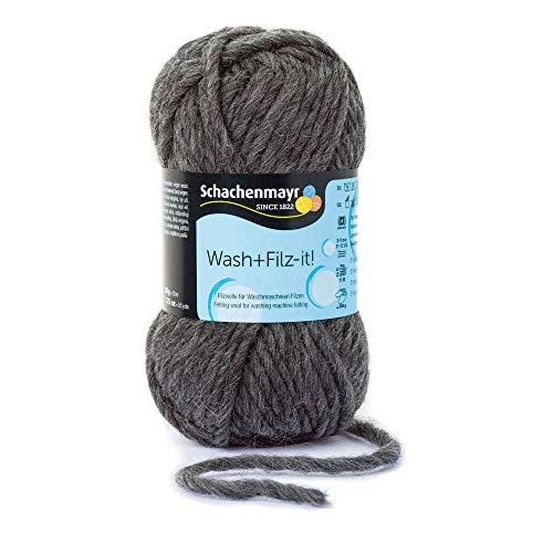 Schachenmayr Filzgarne Wash+Filz-it!, 50g Blanket