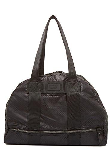 GEORGE GINA & LUCY, Damen Handtaschen, Bowling Bag, Schultertaschen, Henkeltaschen, 46 x 27 x 17 cm (B x H x T), Farbe:Schwarz