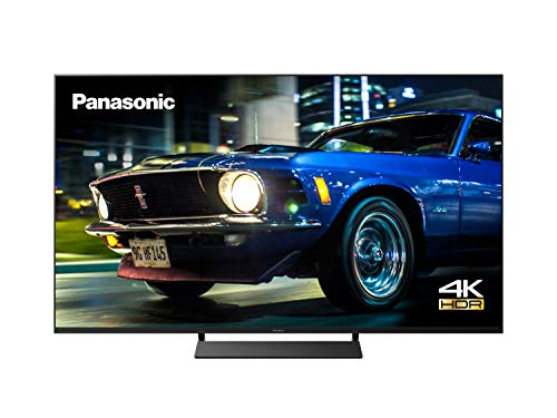 Panasonic TX-50HX800BZ 50 Inch 4K Multi HDR LED LCD Smart TV with Dolby Vision, Dolby Atmos, Freeview Play (2020), Black