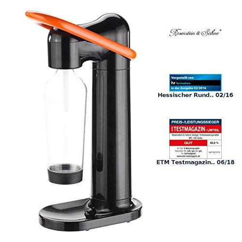 Rosenstein & Söhne WS-160 Design-Trinkwassersprudler