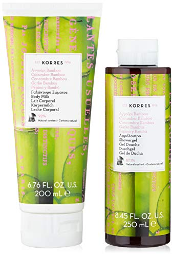 Korres the Cucumber Bamboo Collection, 450 g