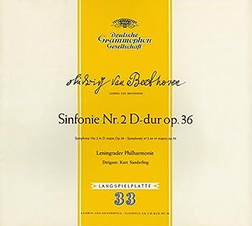 Beethoven: Symphony No.2; Piano Concerto No.3