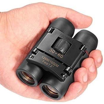 DAXGD Bionoculars pieghevole 30 x 60 Telescopio ad alta risoluzione con Zoom per il Bird Watching da viaggio e caccia