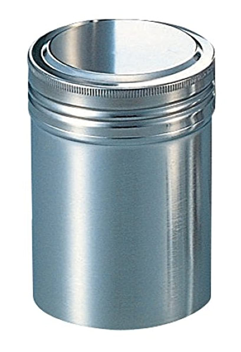 方言ロードされた裁量アズワン ネジ式フタ付きステンレス保存容器 280mL /4-5314-02