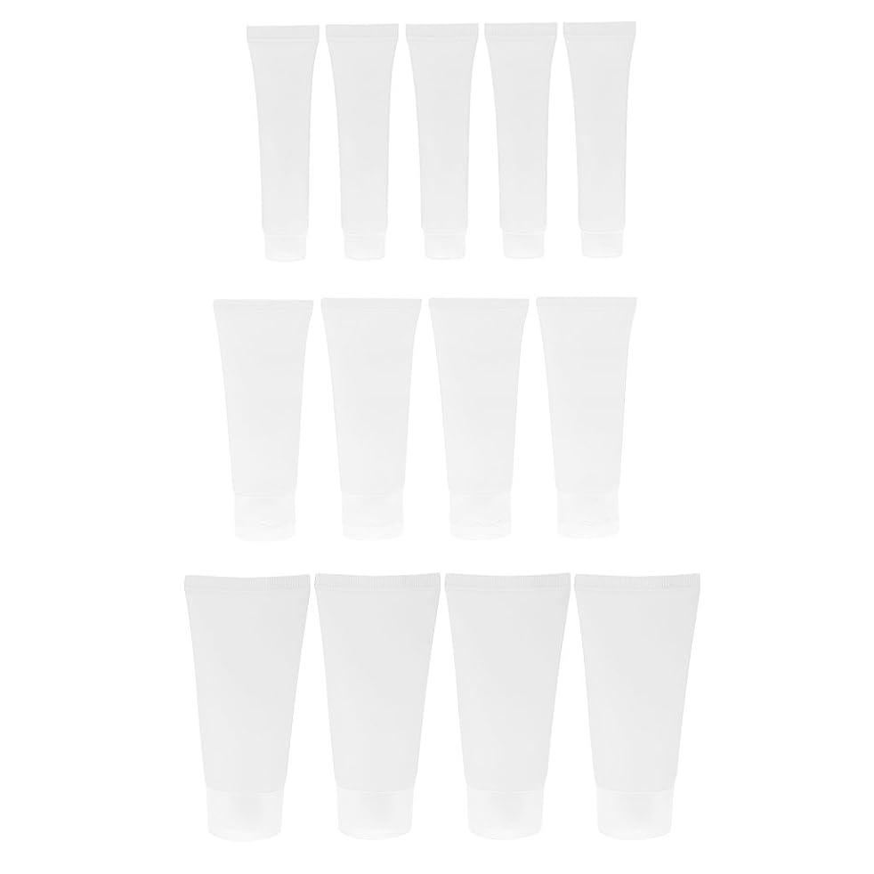 無一文肉腫虚栄心Perfeclan 15個セット 15ml / 50ml / 30ml 空チューブ ハンドクリーム ローション ボトル 軽量