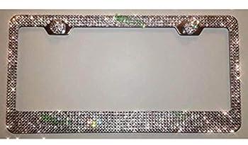 Best swarovski license plate frame Reviews