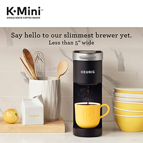 Keurig Single Cup Coffee Maker - Keurig K-Mini Single Cup Coffee Maker
