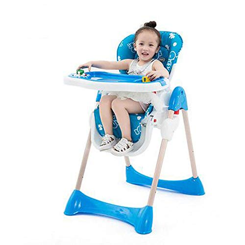 Why Should You Buy MASODHDFX Baby Dining Chair Multifunctional Child Dining Chair Portable Folding B...