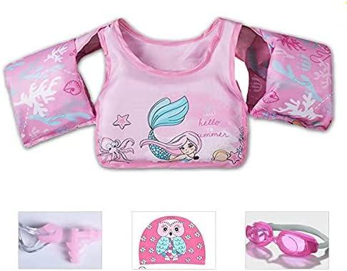 Kids Swim Vest for Children 4 years warranty Learn Swimming Toddler Max 82% OFF Swi Training