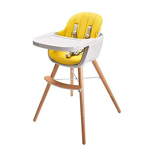 ZYLZL Stuhl Klapphocker Sitz Fußhocker Bank, Baby Faltbarer Hoch Kinder 's Tragbarer Esstisch Metall Multifunktionaler Baby Esstisch