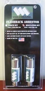 Weldmark Flashback Arrestor (Regulator Set) by Superior Products (Smith H753)