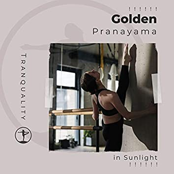 ! ! ! ! ! ! Golden Pranayama in Sunlight ! ! ! ! ! !