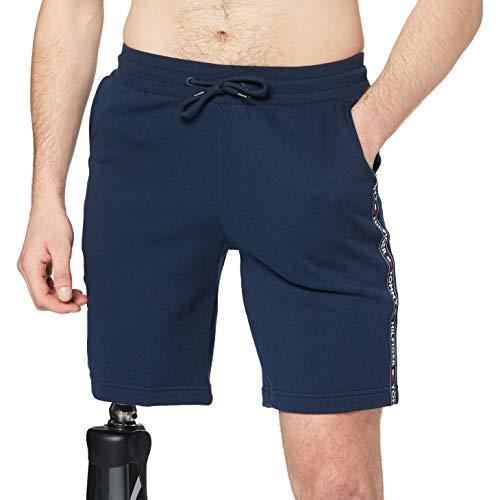 Tommy Hilfiger Short Hwk, Pantalones Cortos Hombre, Azul (Navy Blazer 416), S