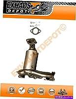 2011-2013キア・ソレント2.4L BANK用マニホールド触媒コンバータ1 Manifold Catalytic
