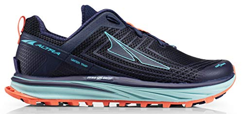 ALTRA Women's AFW1957F TIMP 1.5 Trail Running Shoe, Dark Blue - 8 B(M) US