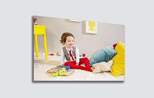 Quadro Moderno PERSONALIZZATO CON TUA FOTO personalizzata - Pronto da appendere - Misure e Formati Disponibili diversi - Stampa su Tela Canvas in HD - Foto quadro printerland.it (50x70 cm)