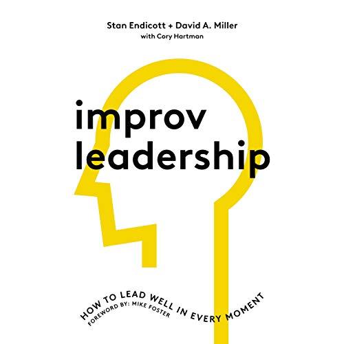 Improv Leadership cover art