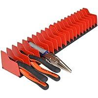 2-Pack Mltools Pliers Cutters Organizer Tool Storage Box Rack