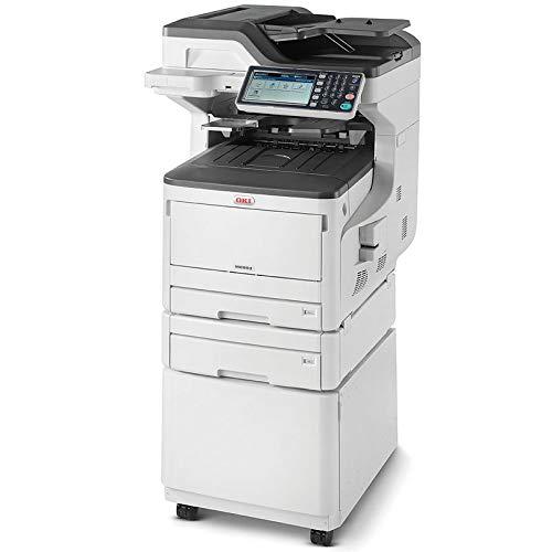 Stampante Multifunzione 4 in 1, a colori, A3, fronte retro, 23 pagine al minuto, con mobiletto, 2° cassetto e software gestione documentale