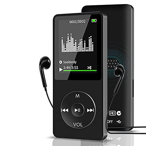 Aigital Lecteur MP3 - Le lecteur mp3 pas cher