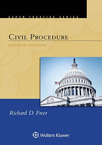 Compare Textbook Prices for Aspen Student Treatise for Civil Procedure Aspen Treatise 4 Edition ISBN 9781454873792 by Richard D. Freer