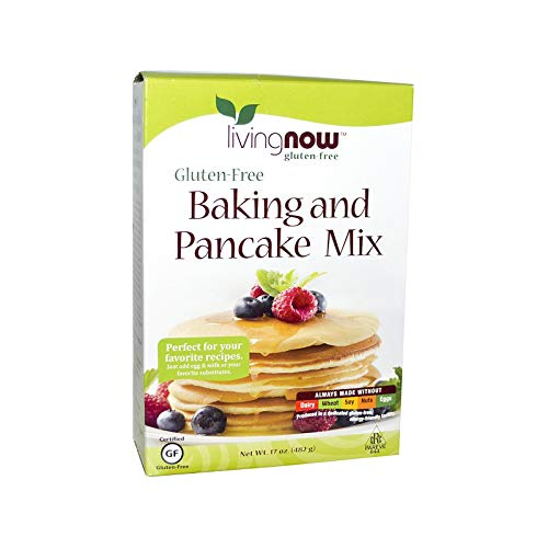 GlutenFree Baking and Pancake Mix Now Foods 20 oz Powder