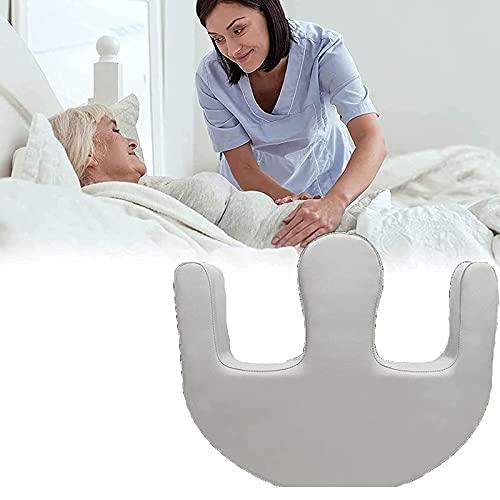 Reposo en cama Dispositivo de giro del paciente Dispositivo de giro de cuero de la PU Parálisis antiescaras Productos de reposo en cama Reposo en cama Almohadilla de transferencia de enfermería Almo