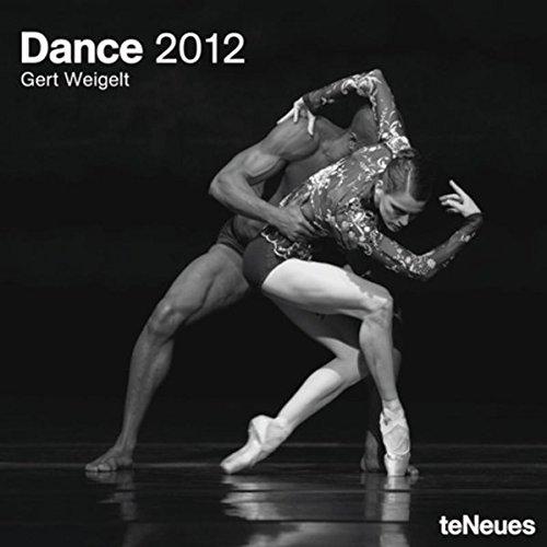 2012 Dance by Gert Weigelt Wall Calendar (English, German, French, Italian, Spanish and Dutch Edition)
