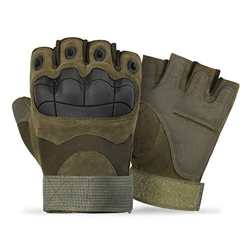 Xinllm Box Handschuh Box Handschuh Herren Thai Boxhandschuhe PU Leder Boxhandschuhe Boxhandschuhe für Kampfkünste Boxsackhandschuhe b-Green,M