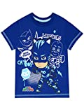 PJ MASKS Boys Catboy T-Shirt Blue Age 3 to 4 Years