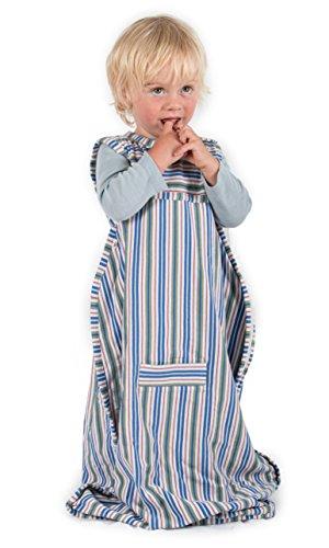 Merino Kids Organic Cotton Baby, slaapzak van biologisch katoen voor kinderen van 2-4 jaar, bessen