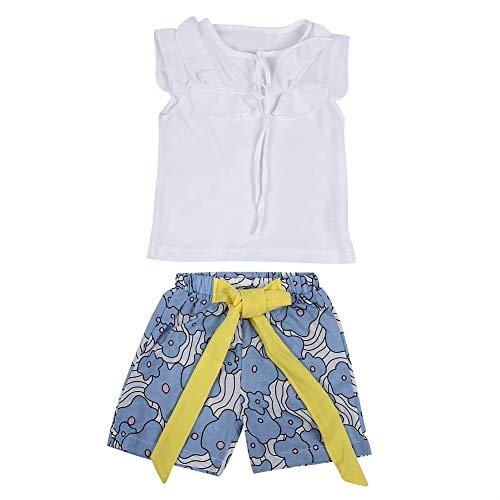 Unisex trainingspak baby jongens meisjes kleding van zacht katoen mouwloos sweatshirt babypak en broek bovenaan 2 stuks outfits 140