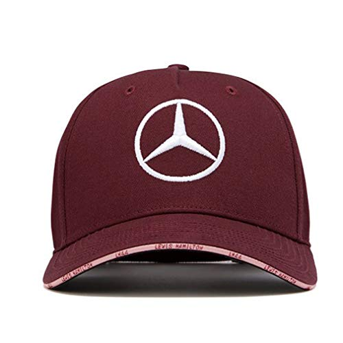 Mercedes AMG F1 Driver Lewis Hamilton Singapore Limited GP Cap Official 2018