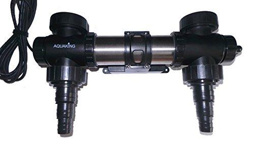 Aquaking RVS² JUVC 55Watt