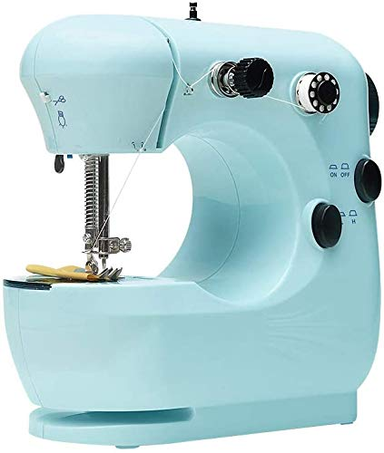 Affordable Adjustable 2-Speed with Foot Pedal for Kids Childrens Beginners Purple Embroidery Machine...