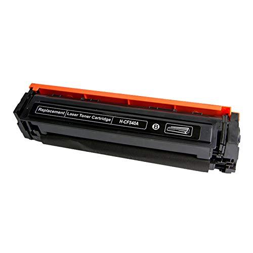 AXAX Logic-Seek - Cartucho de tóner para HP 204A CF510A CF511A CF512A CF513A (compatible con impresoras HP Color Laserjet Pro MFP M154 M180 180N M181 181FW), color negro