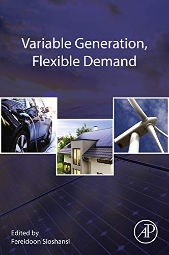 Variable Generation, Flexible Demand (English Edition)