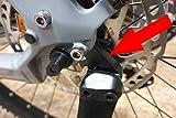 XLC KS-X05 Seitenständer Adapter Platte für Haibike Sduro/Xduro