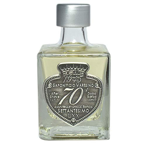 Saponificio Varesino 70 Edición Aniversario After Shave 100ml