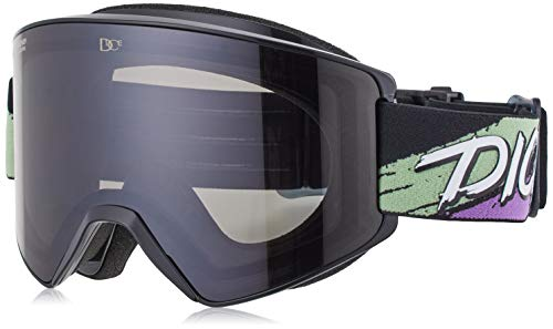 DICE(ダイス) スキー スノーボード ゴーグル SD00862BPR くもり止めゴーグル ショーダウン SHOWDOWN ミラーレンズ ブラック