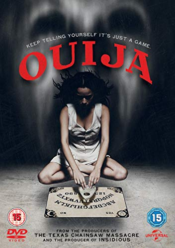 Ouija [DVD] [2014] by Olivia Cooke