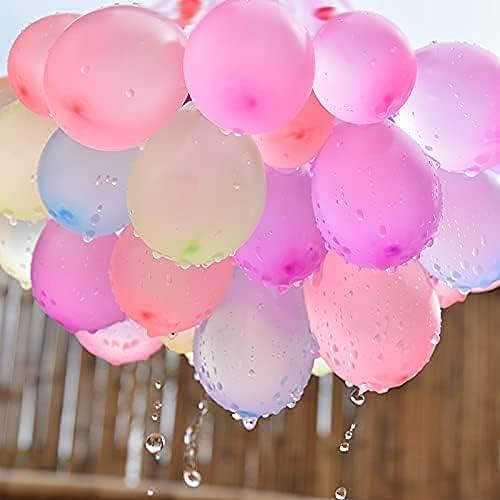 111PCS Water Balloons Bomb Max 44% OFF Refill Ball Colorful Nashville-Davidson Mall Kits Latex