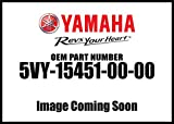Yamaha 5VY-15451-00-00 Gasket, Crankcase Co; ATV Motorcycle Snow Mobile Scooter Parts